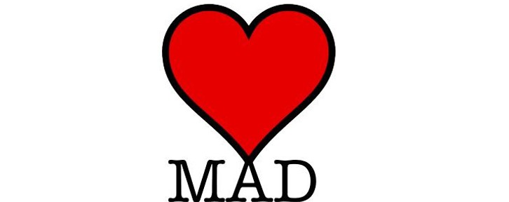 Keaton Mad Love Headline Image
